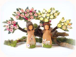 Baum Jahreszeitentisch