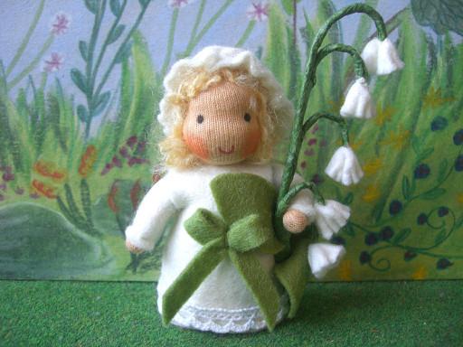 Blumenkind Maiglöckchen