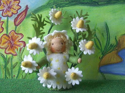 Blumenkind Kamille