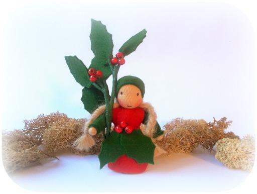 Blumenkinder Stechpalme
