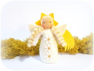 Engel für den Jahreszeitentisch