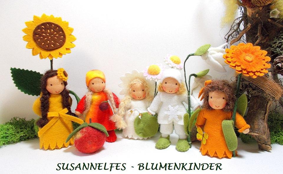 Webseite Susannelfes- Blumenkinder